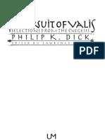 Dick Philip K -In Pursuit of Valis