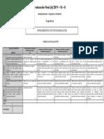Fundamentos de Programación_rubrica