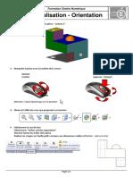 Visualisation - Orientation