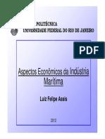 Aula 6-Economia Do Transporte Maritimo