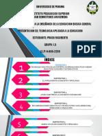 TECNOLOGIA EDUCATIVA DE LOS SOPORTES, MATERIALES DIDACTICOS Y MEDIOS EDUCATIVOS AUXILIARES Y AUTODIDACTICOS