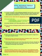 10. Struktur Organisasi Jurusan