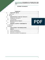 1.1. Estudio Topografico - Informe