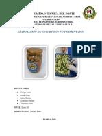 Informe4 Prác Encurtidos No Fermentados