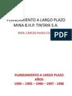 Planea. a Largo Plazo
