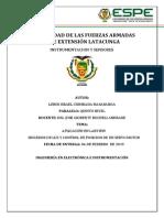 Chimbana Lenin Informe Detector Luz Lab View
