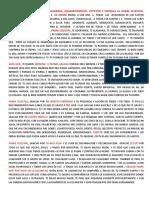 ORACIONES DE AGRADECIMIENTO, ALABANZA Y PETICION