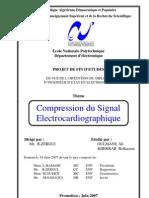 Compression Du Signal ECG