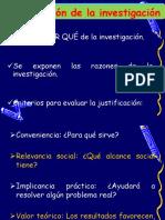 5.6- Justificación de La Investigación Y Objetivos de La Investigación1