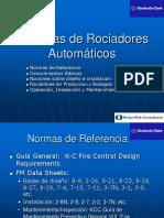 Sistemas de Rociadores Automáticos y Warehouses Microdrive