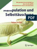 [Rainer Sachse (Auth.)] Manipulation Und Selbsttä(B-ok.org)
