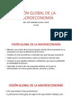 Visión Global de La Macroeconomía