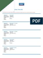Rouser 135 Bearing Guide List