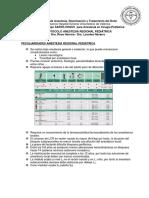 Anestesia regional pediátrica