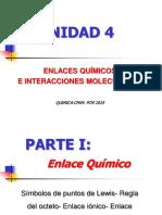 4- UNIDAD IV. Enlace Químico e Interacciones Intermoleculares (1)