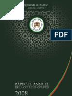 Rapport Cour Des Comptes 08_Tome1_VFr