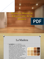 Fund Ac i Ones Dee Structur a de Madera