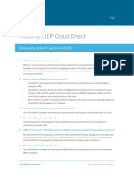 Arcserve UDP Cloud Direct FAQ
