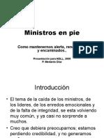 Medardo - Ponencia Ministros en pie NDLL MAE.ppt