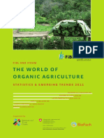 World of Organic Agriculture 2011