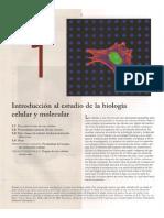 Capitulo 1 Biologia Celular y Molecular Karp 7ed