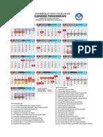 Kalender Pendidikan Kota Makassar
