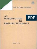 Lehtsalu Introduction 1973 Ocr