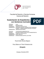Analisis Del Expediente Civil Sustentacion