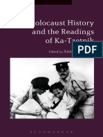 Holocaust History and the Readings - Annette F. Timm