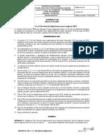 ACUERDO Nº 003 de 2019 Plan Anual de Adquisiciones