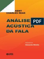 Análise Acústica Da Fala - Ray D. Kent