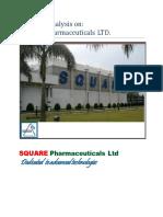 Swot and Pest Analysis Square Pharma