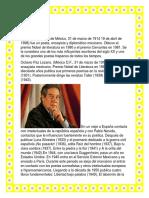 Octavio Paz e.d.r.e.