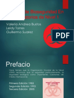 Manual de Bioseguridad de Laboratorio