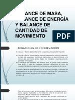 01 Aplicación de Las Leyes de Conservación Al Volumen de Control.