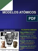 Atomística (Modelos Atômicos)56