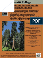 sequoia 2nd class flyer 2019
