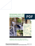 Designing and Operating an Ecolodge in the Lao Pdr English