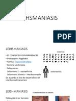Exp Leishmania