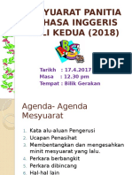 Mesyuarat Panitia Bi 2018 (2)