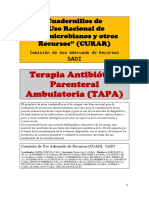 Cuadernillo - TERAPIA ANTIBIOTICA PARENTERAL AMBULATORIA.pdf