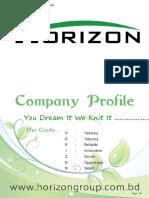 Horizon Group-Company Profile