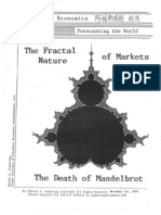 The Fractal Nature of Markets 11-1-10 (1)
