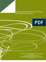 Caracterización de sistemas productivos de la zona rural del Guavio.