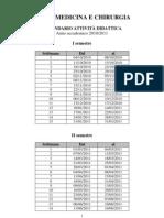 nuovo orario medicina 2010-11