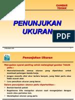 Gambar Teknik_(6. Penunjukan Ukuran)