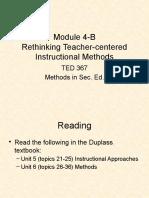 mod 4-b methods