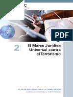 Marco Juridico Universal Contra El Terrorismo