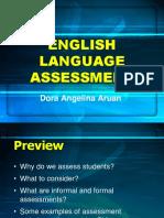 MATERI POWER POINT_B_INGGRIS_ENGLISH LANGUAGE ASSESSMENT_DOR.ppt