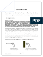 Compressed Airgun Information Sheet